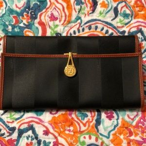Fendi vintage wallet